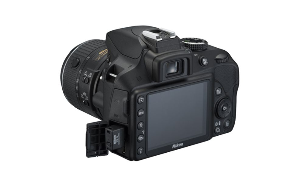 Nikon D3300, un altro schiaffo alle mirrorless