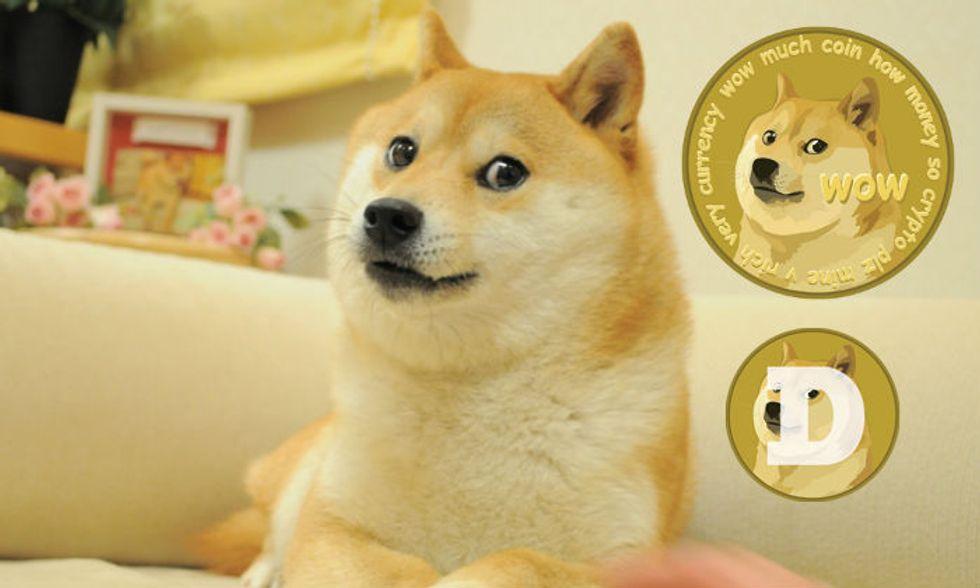 Dogecoin, la valuta elettronica nata quasi per scherzo
