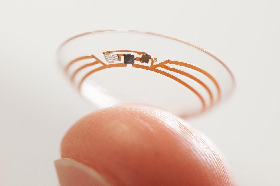 Dopo Glass, Google pensa alle lenti a contatto (per diabetici)