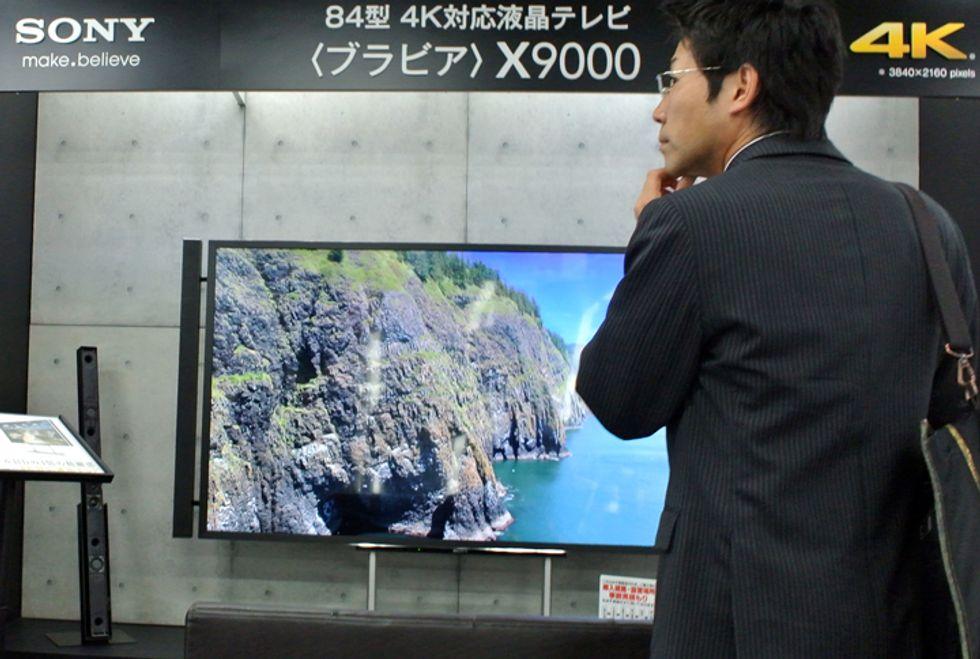 Sony prepara lo smartphone 4K