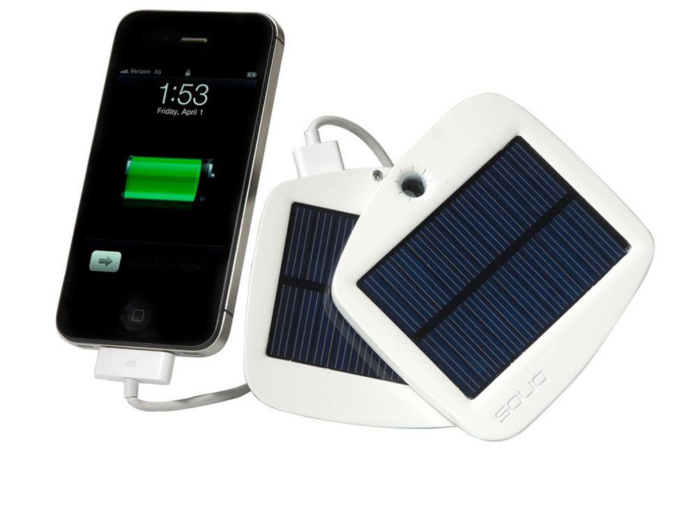 L'iPhone 6 potrebbe funzionare (anche) a energia solare