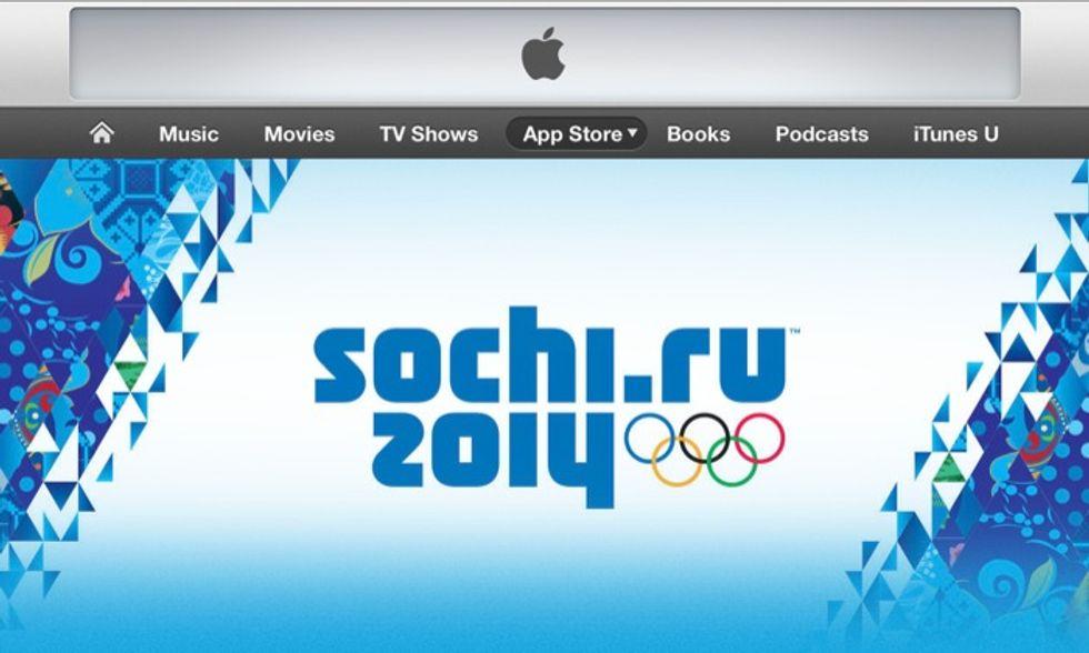 iPhone: 10 app per le Olimpiadi invernali di Sochi
