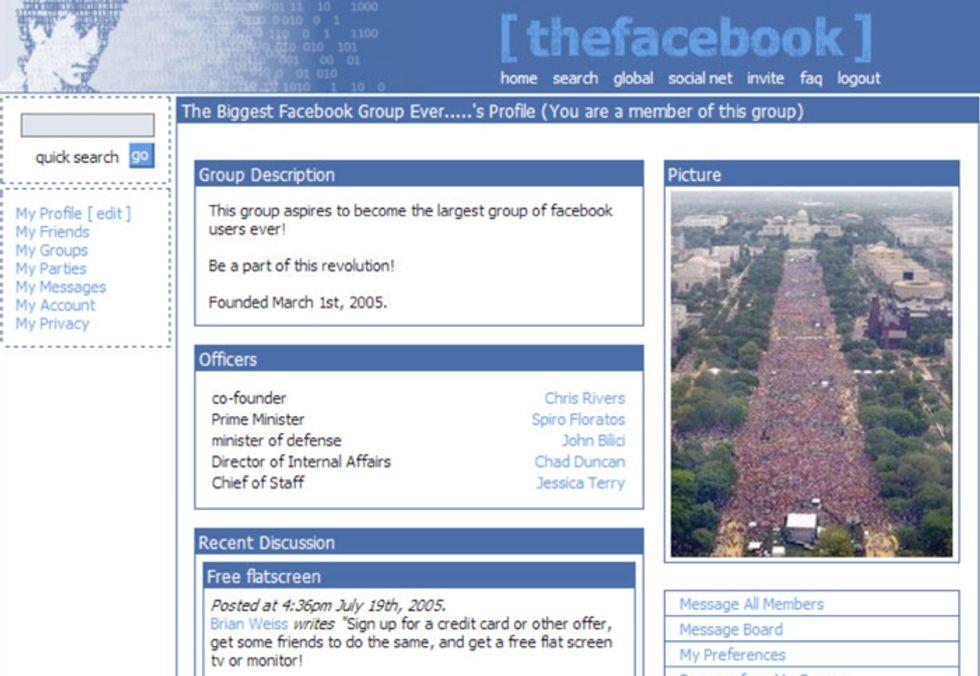 Facebook ha 10 anni, riviviamoli in una timeline