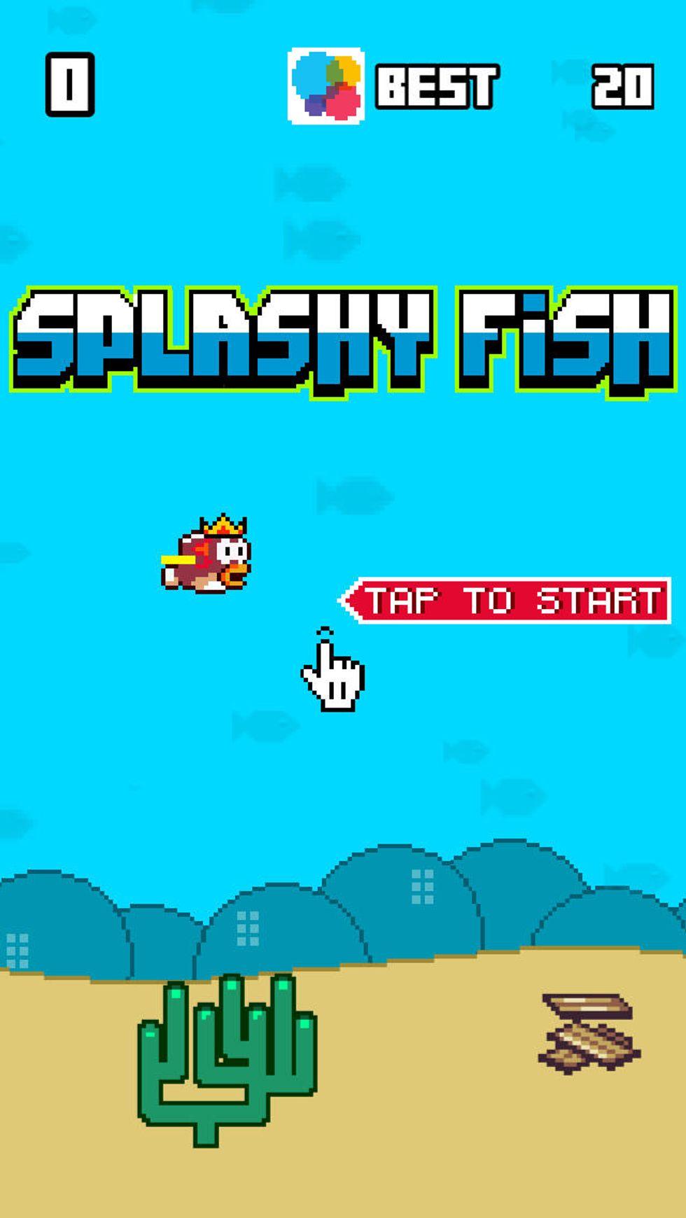 Flappy Bird, ecco i 5 cloni più gettonati del momento
