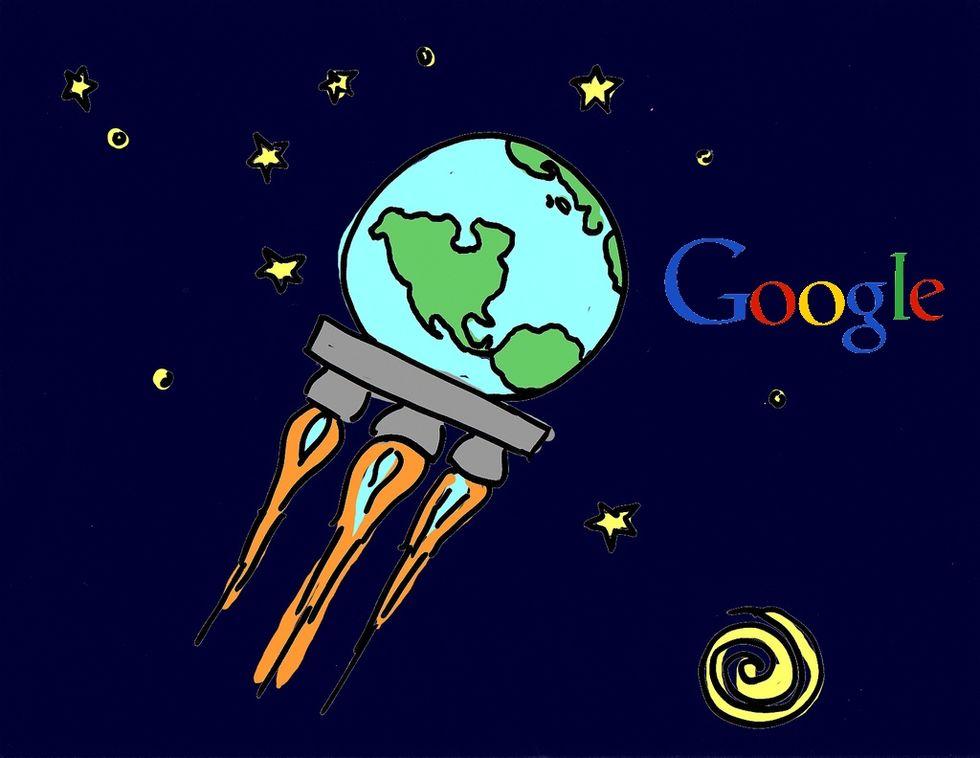 Google, il futuro del mondo in 7 progetti