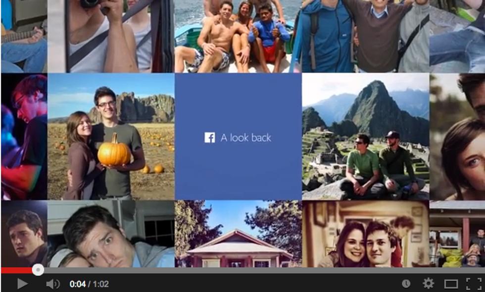 Facebook festeggia i suoi 10 anni: e ti regala un video