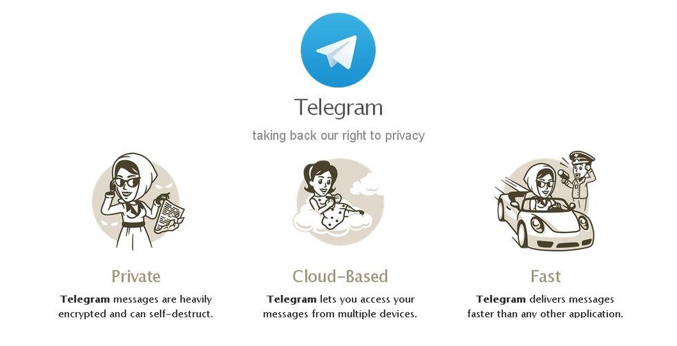 Telegram, il vero anti-WhatsApp è un'app a prova di spia
