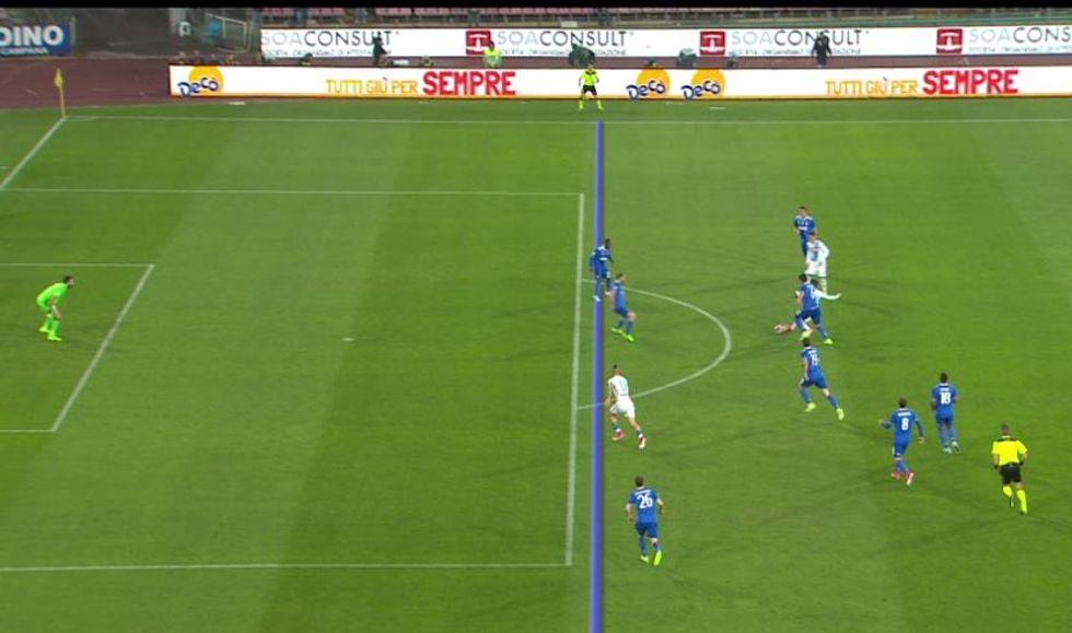 30a giornata, errori arbitrali: Orsato perfetto in Napoli-Juventus