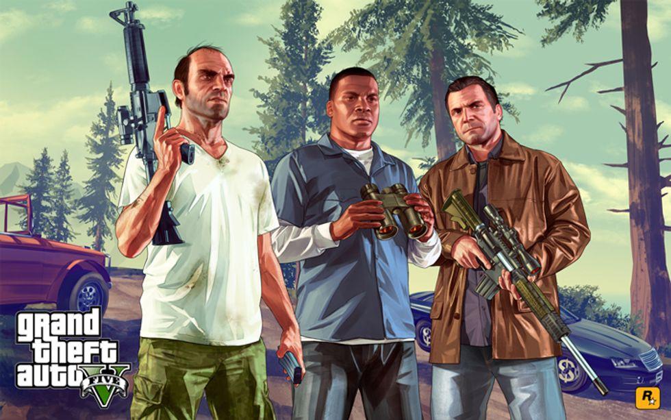 Il futuro di Grand Theft Auto