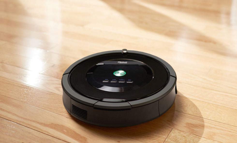 Roomba 880: non sporcatevi le mani