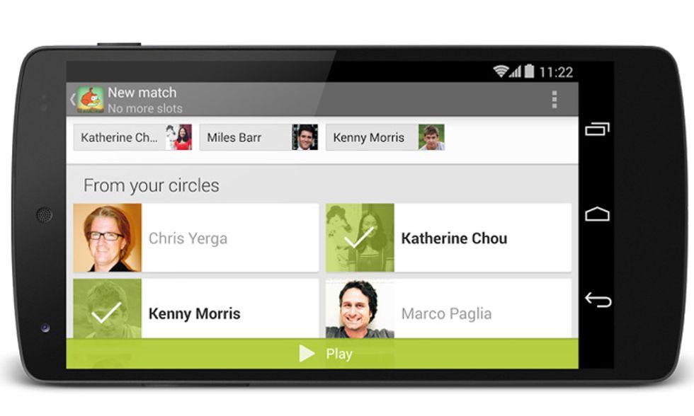 Google Play Games: finalmente Android ha il suo Game Center