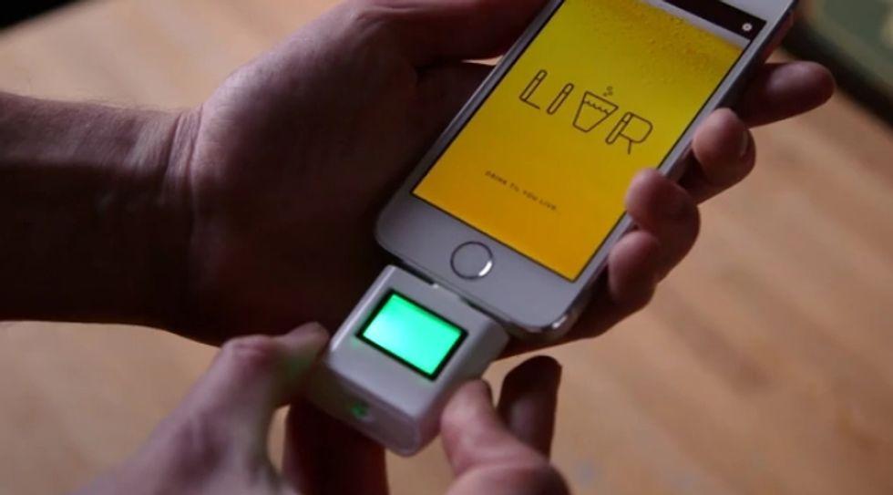 LIVR, il primo social network per chi ama bere