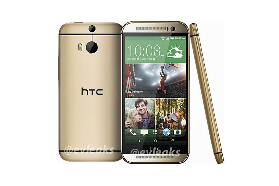 Nuovo HTC One (M8): ecco come sarà