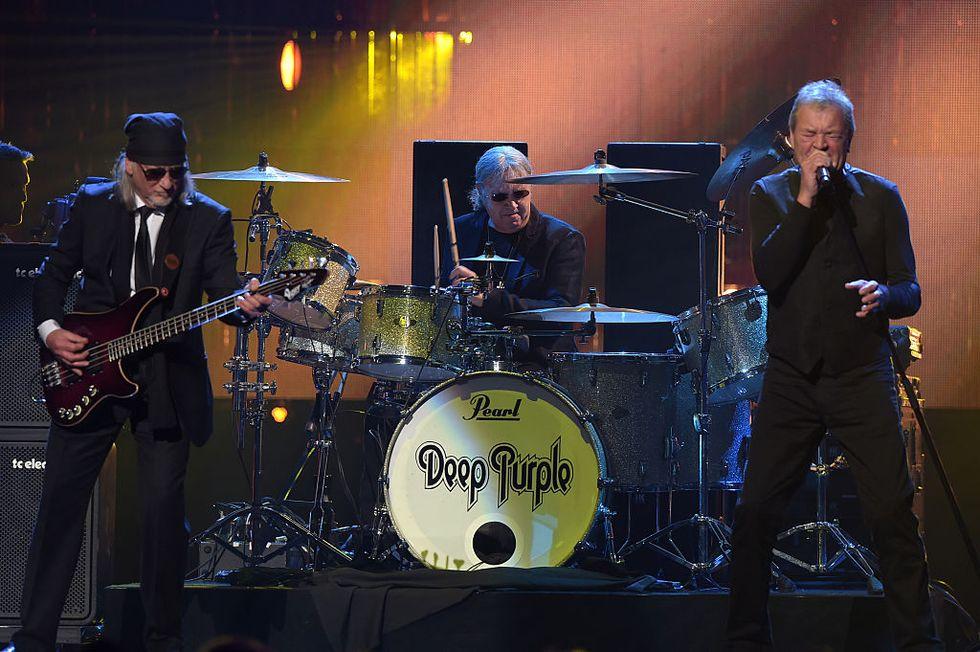 """Deep Purple, esce InFinite: """"Non c'è una data per l'ultimo show"""""""