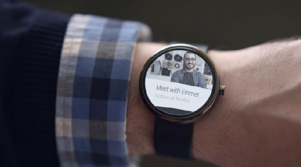 Android Wear: Google lancia il sistema operativo per smartwatch