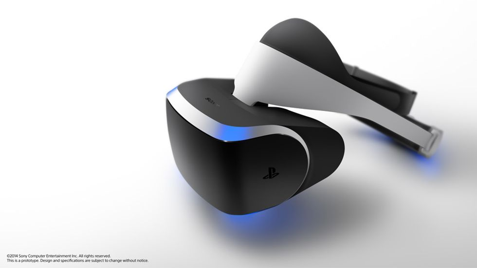 Project Morpheus, la realtà virtuale di PS4