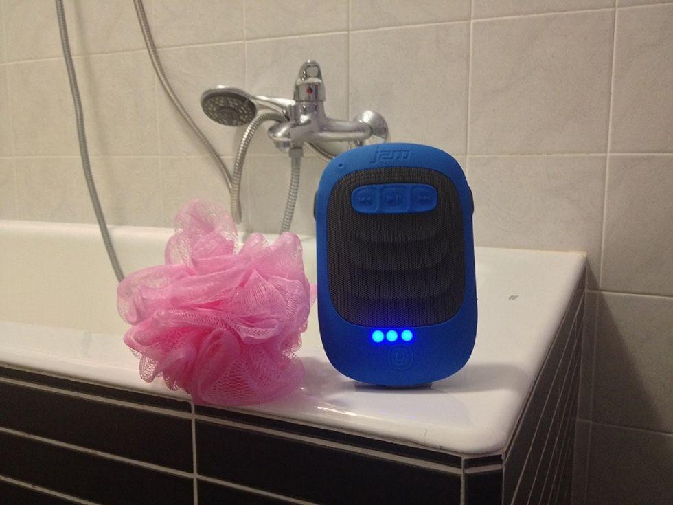 Jam Splash: cantando sotto la doccia