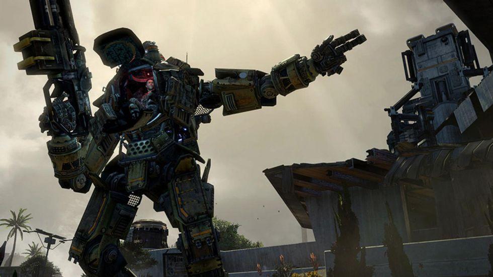 Titanfall, il gioco della svolta per Xbox One