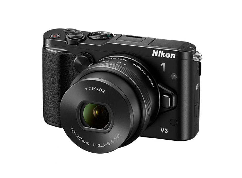 Nikon 1 V3, la mirrorless che punta in alto
