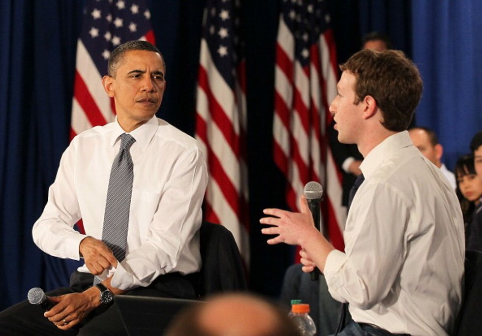 NSA e privacy: Zuckerberg contro Obama