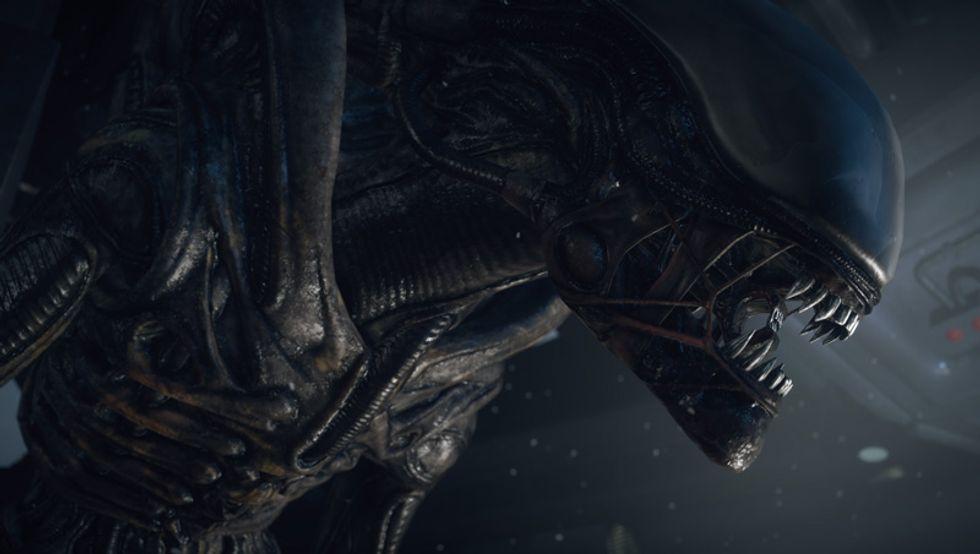 Alien: Isolation, ecco come nasce un mostro da incubo - Video