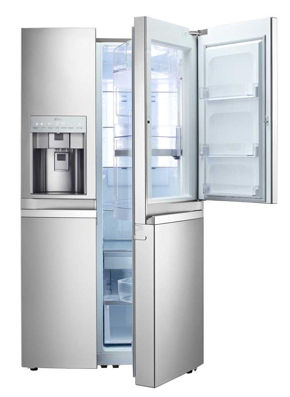 LG: il nuovo frigo side by side ancora più capiente