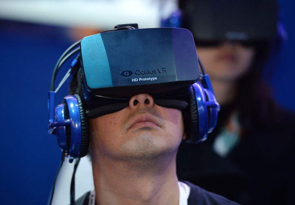 Oculus: ecco perché Facebook vuole la realtà virtuale