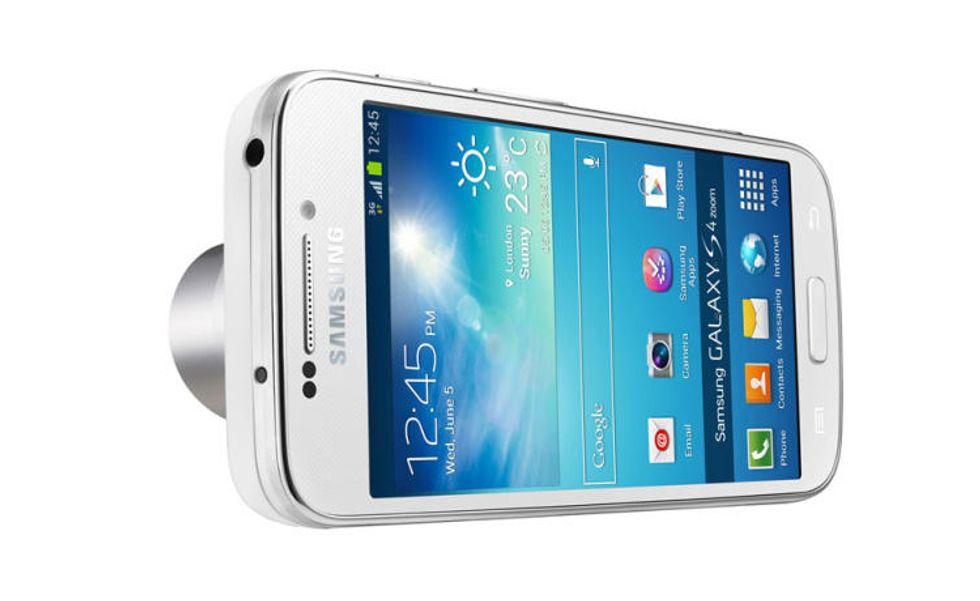Il Samsung Galaxy S5 diventa fotocamera