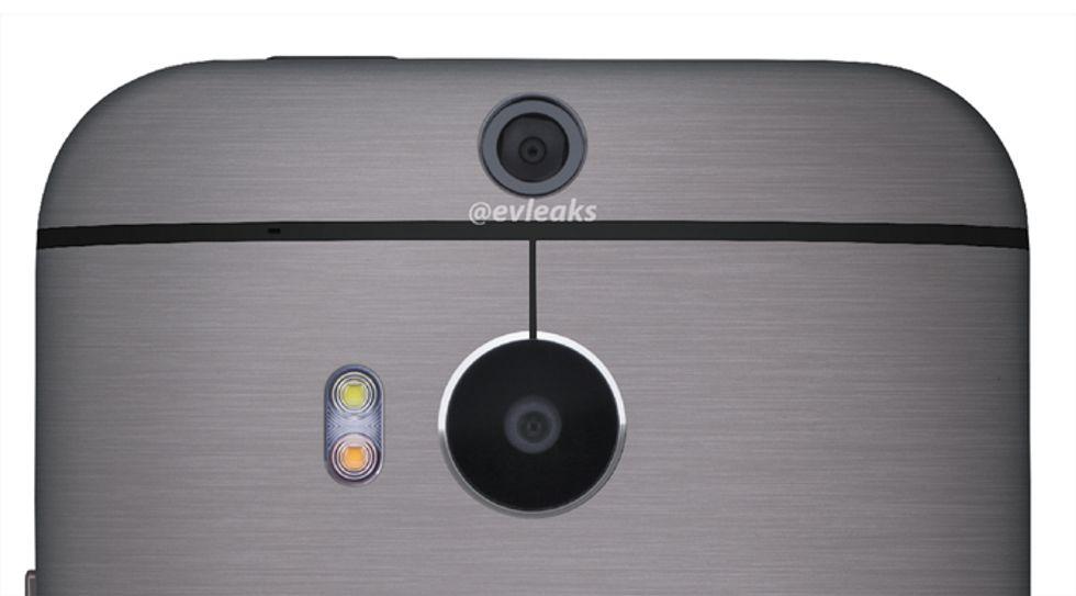 """Il nuovo HTC One ha un solo """"difetto"""": il Samsung Galaxy S5..."""