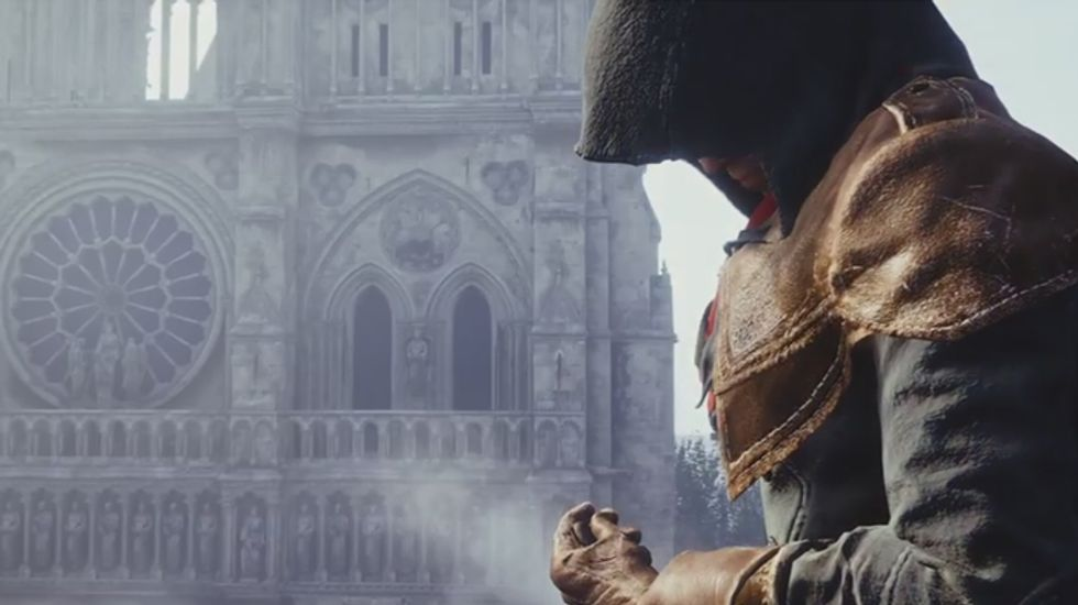 Assassin's Creed: Unity - Video di gameplay