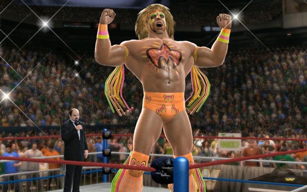 I 5 migliori giochi di wrestling