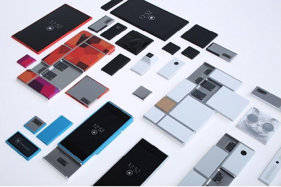 Google Project Ara: lo smartphone fai-da-te non è un sogno proibito