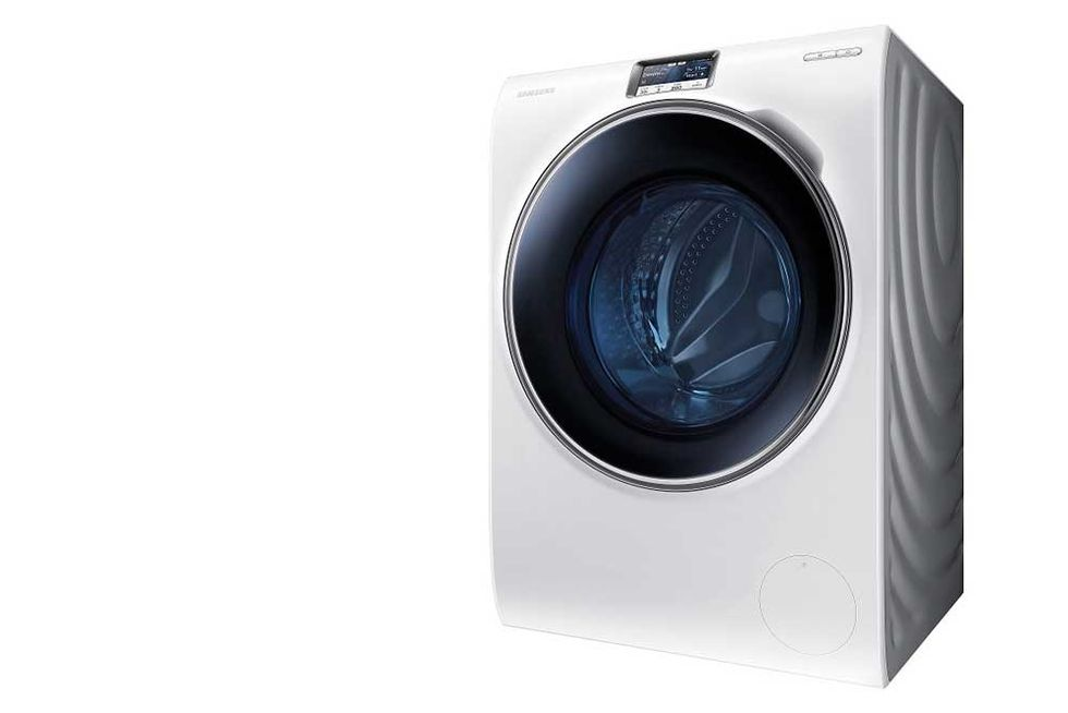Samsung: la lavatrice robot