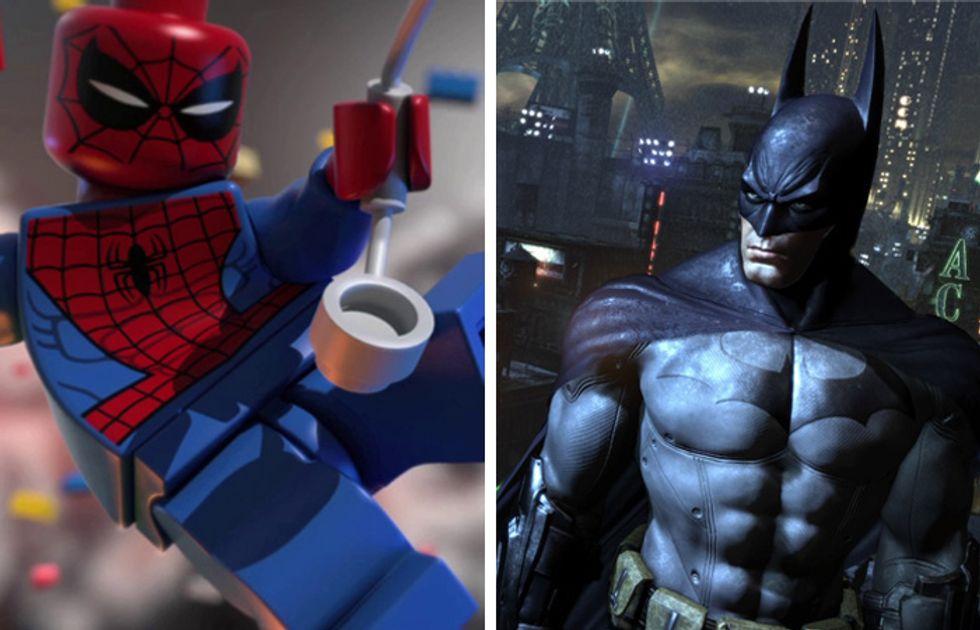 I 5 migliori videogiochi di supereroi