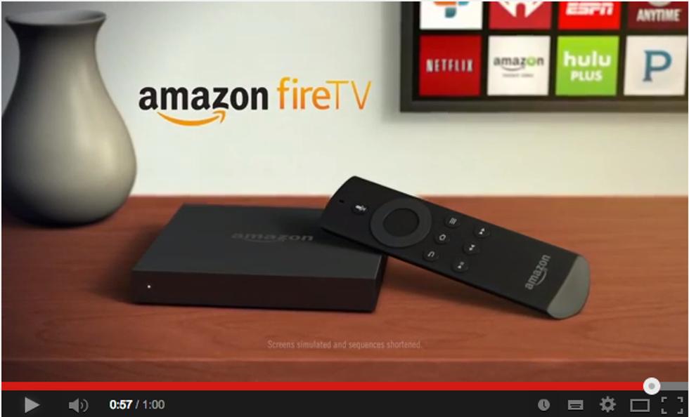Amazon lancia FireTV. Ecco le caratteristiche