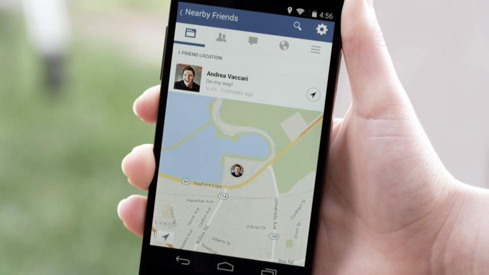 Nearby Friends: Facebook ti dice quanto sono vicini i tuoi amici