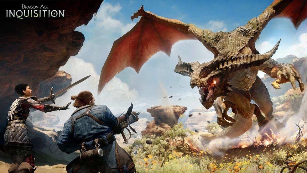 Dragon Age: Inquisition – Video