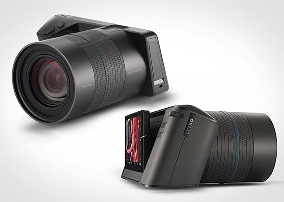 Lytro Illum, come funziona la fotocamera che cambierà il nostro modo di scattare