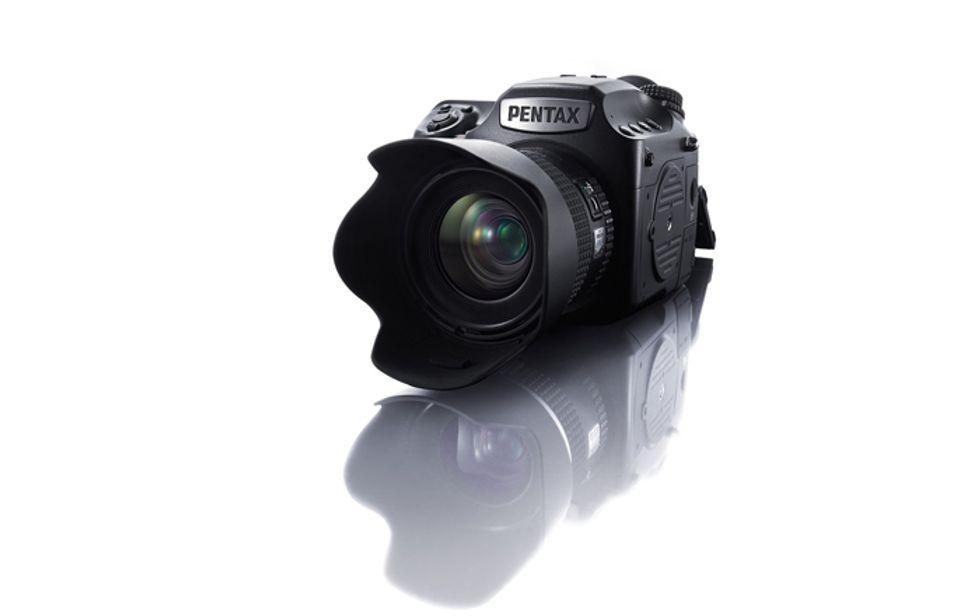 Pentax 645Z, la rinascita del medio formato