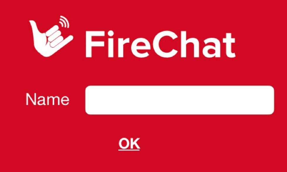 FireChat: ecco come funziona l'app per mandare messaggi anche senza connessione