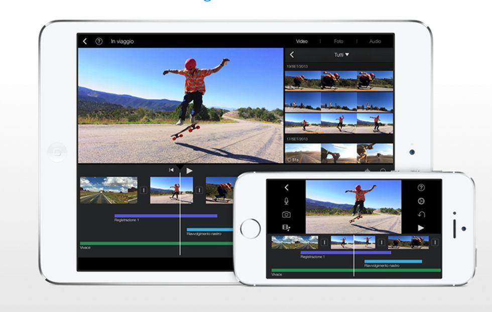 iPhone e iPad: 10 applicazioni per migliorare foto e video