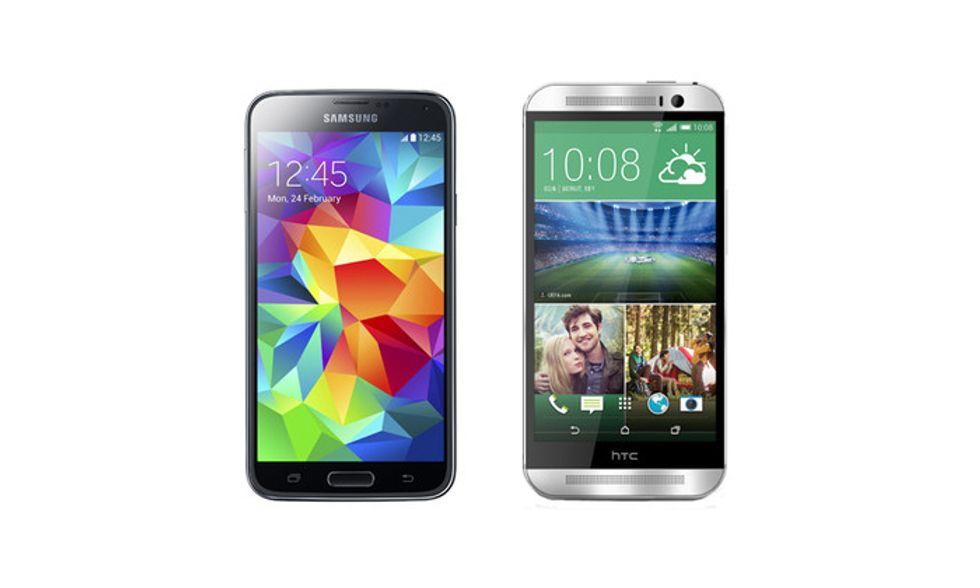 Samsung Galaxy S5 e HTC One M8: arrivano le versioni Prime