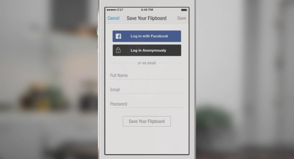 Facebook Login Anonimo: fidarsi è bene, non fidarsi è meglio