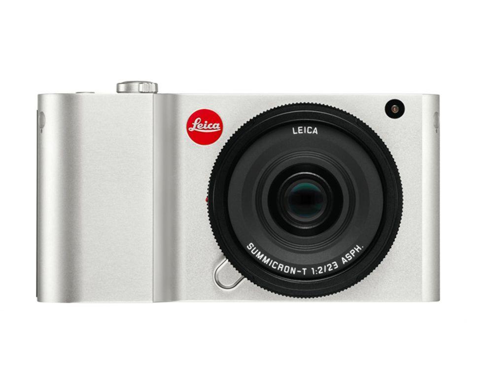 Leica T: una mirrorless che sembra costruita da Apple