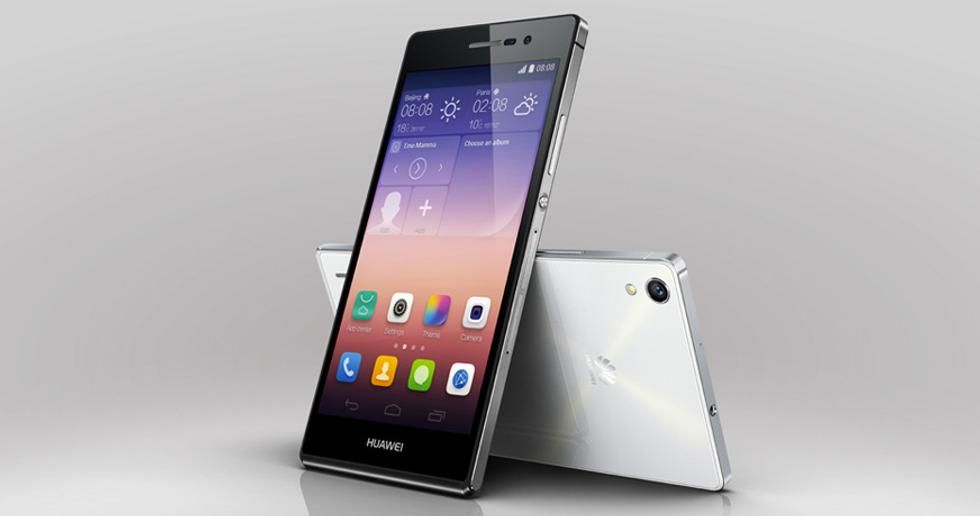 "Huawei Ascend P7, il ""selfie"" telefonino"