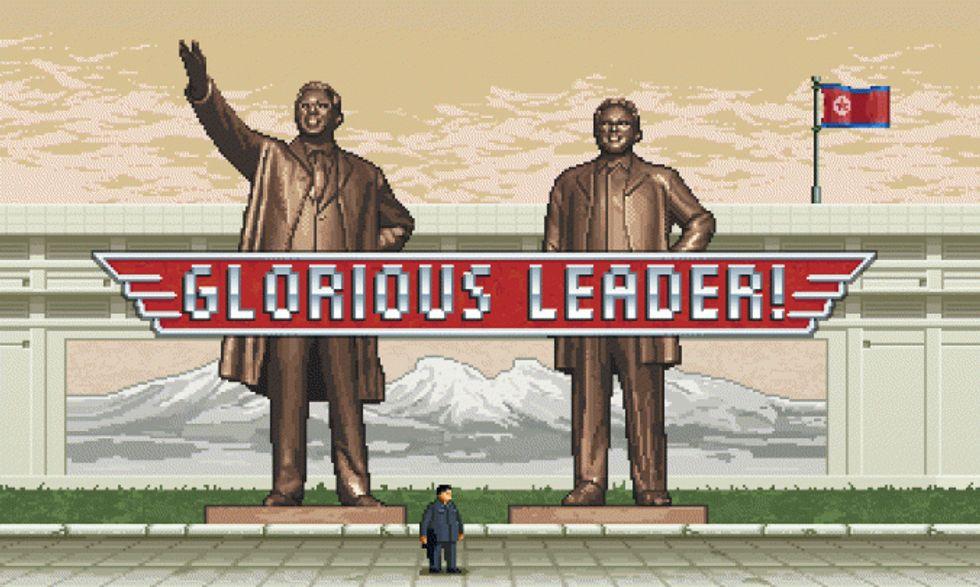 Kim Jong-un diventa un videogame - Video