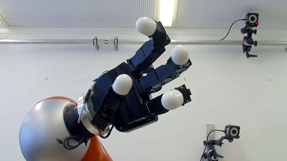 Ecco il robot più agile del mondo