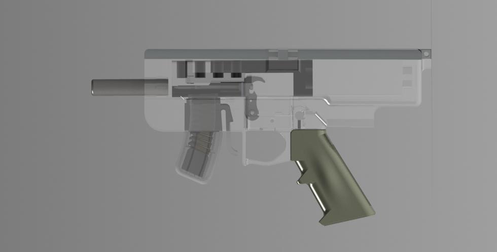 Così le pistole stampate in 3D sono diventate armi vere e pericolose