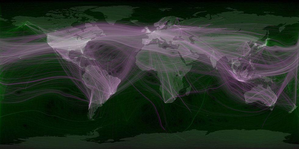 Hacker: ecco la mappa dei loro attacchi