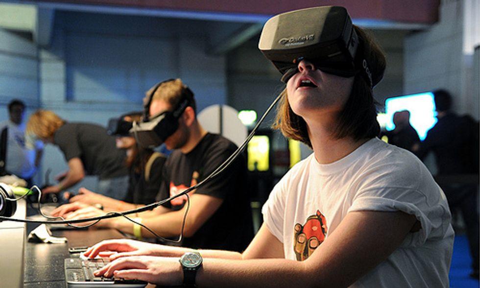 Samsung porterà la realtà virtuale su smartphone e tablet